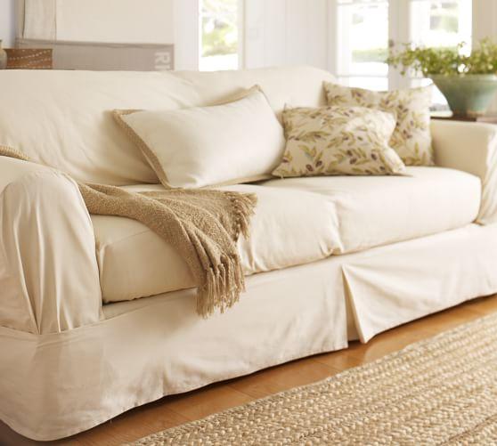 Pottery Barn Charleston Sofa Slipcover - Home Furniture Design