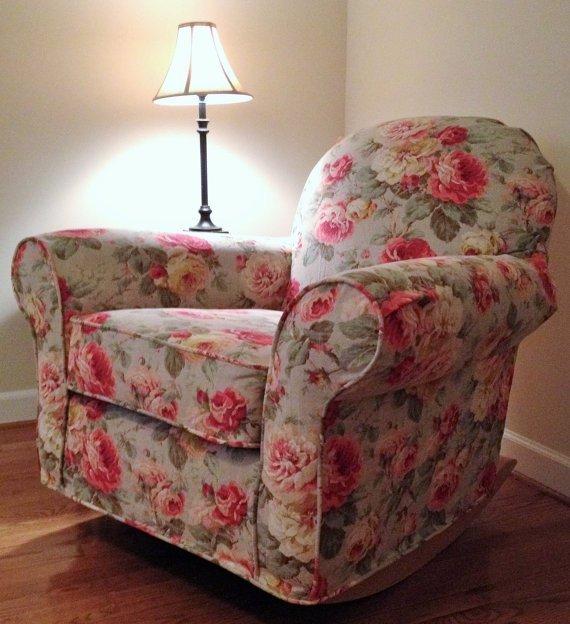Pottery Barn Dream Rocker Slipcover Home Furniture Design