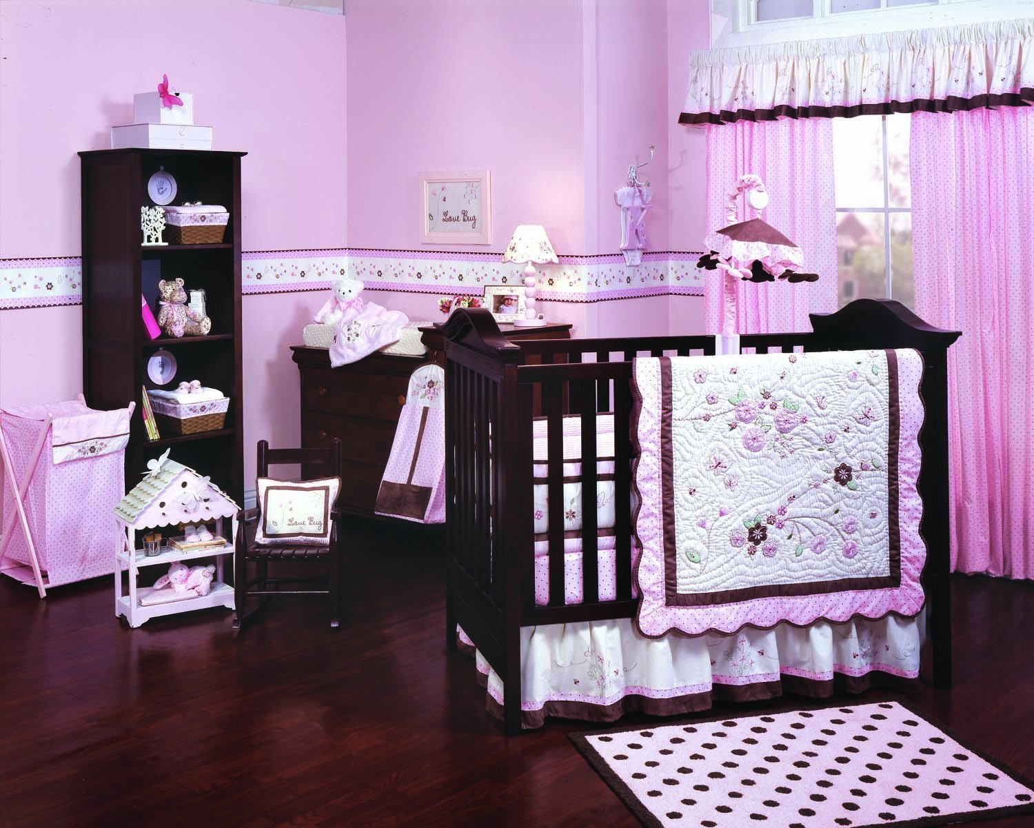 Purple Crib Bedding Sets Home Furniture Design