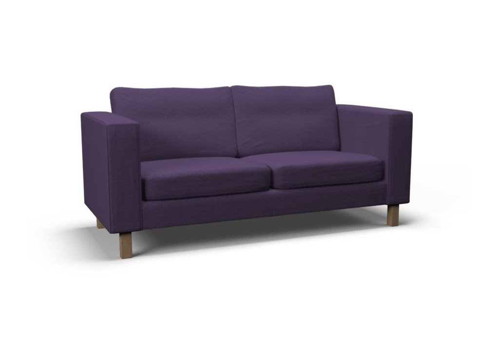 Purple Sofa Slipcover Home Furniture Design