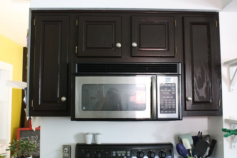 Refinish Oak Kitchen Cabinets