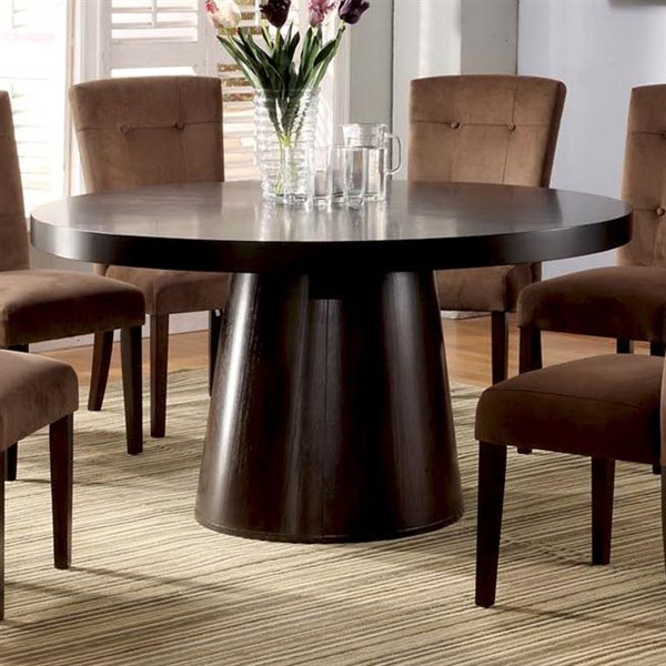 Round Formal Dining Room Tables: Round Formal Dining Room Sets