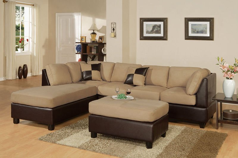 sectional sofa with chaise lounge home furniture design. Black Bedroom Furniture Sets. Home Design Ideas