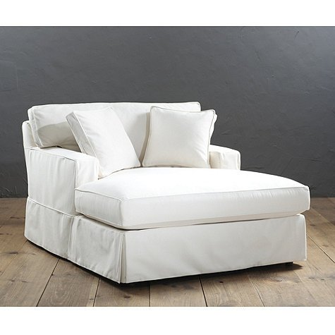Slipcovers for chaise lounge sofa home furniture design for Chaise couch slipcover
