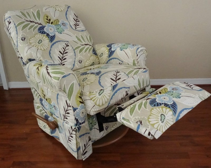 Small Recliner Slipcover Home Furniture Design