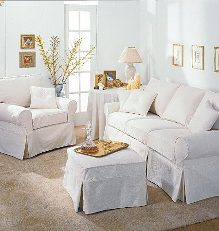 Sofa Slipcover Pattern Home Furniture Design