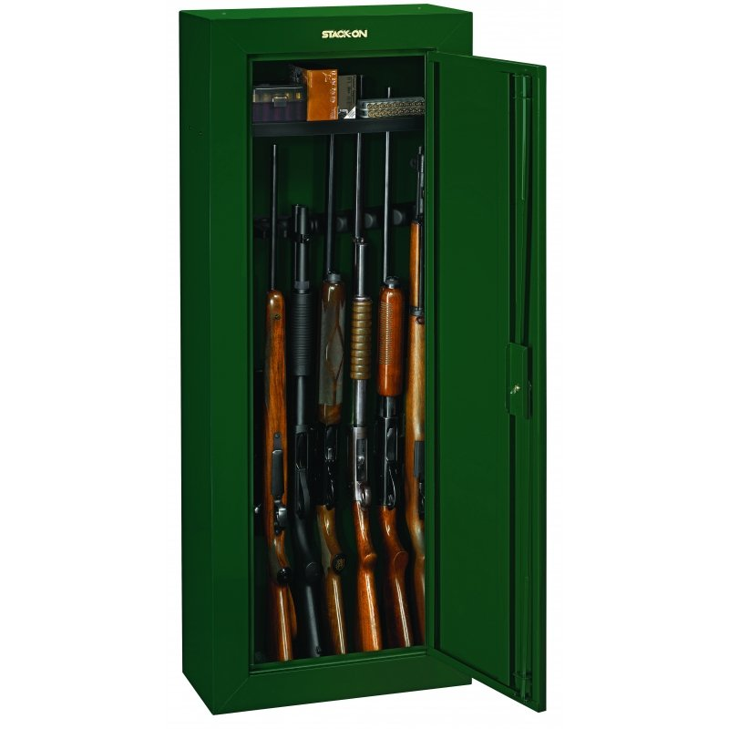 Stack On 8 Gun Steel Security Cabinet Home Furniture Design