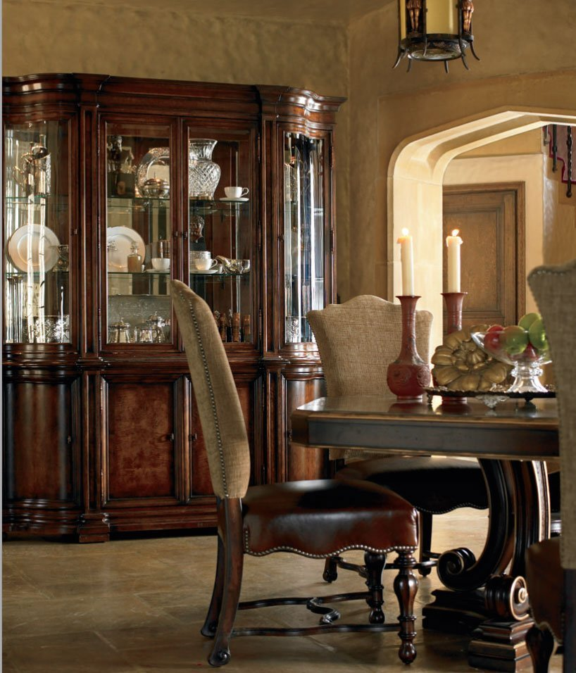 Stanley furniture dining room sets home furniture design for Dining room furnishings