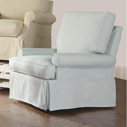 Swivel Rocker Slipcover Home Furniture Design