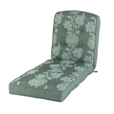 Thick chaise lounge cushions home furniture design for Chaise lounge cushion covers