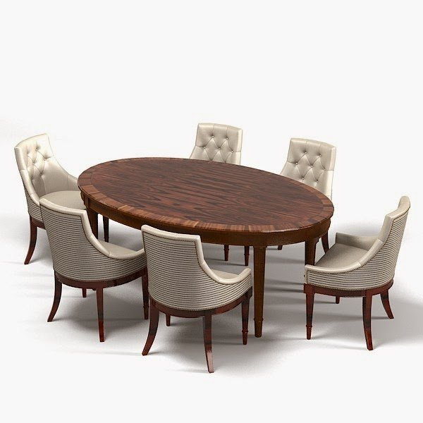 Thomasville dining room set for sale home furniture design for Dining room furniture for sale