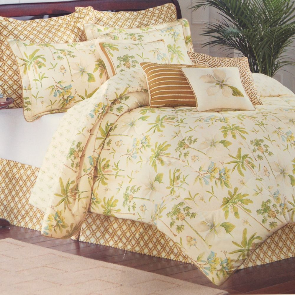 Tropical Bedding Sets King Home Furniture Design