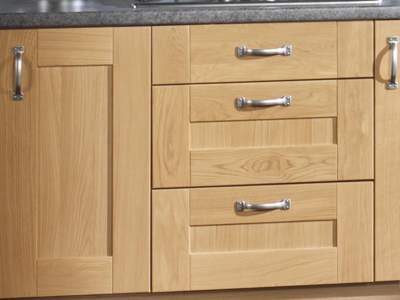 Design In Wood What To Do With Oak Cabinets: Unfinished Oak Kitchen Cabinet Doors