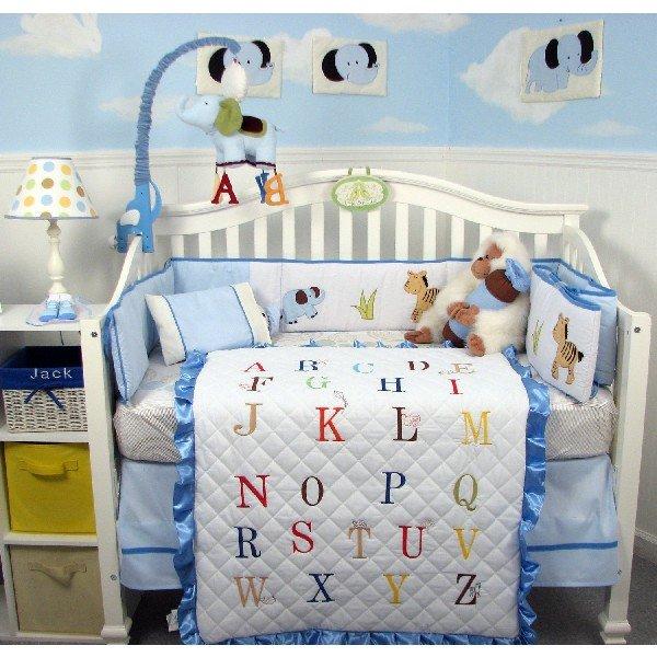 Baby Boy Blue Bedding Sets