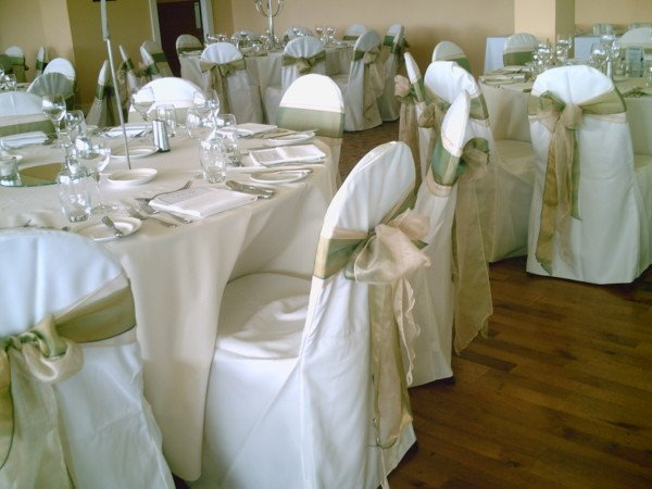 Wedding chair covers for sale home furniture design for Chair covers for wedding design