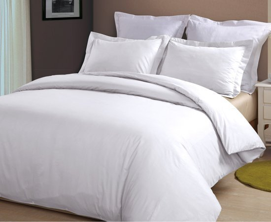White Cotton Duvet Cover Home Furniture Design