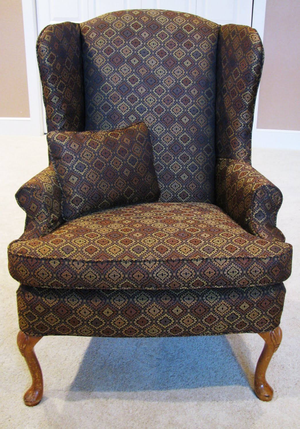 Oversized Wingback Chair Slipcovers 28 Images Wing