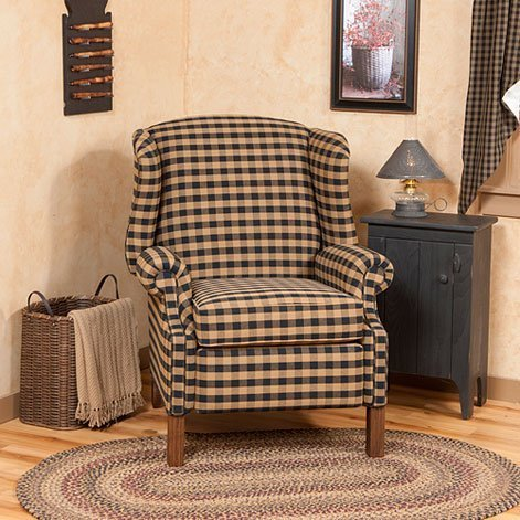 Wingback Chair Recliner Design Ideas
