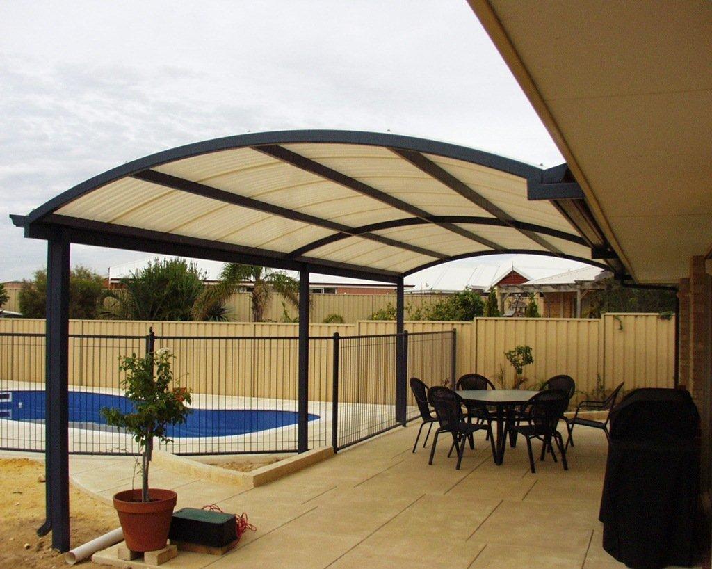 Aluminum Patio Cover Materials Home Furniture Design