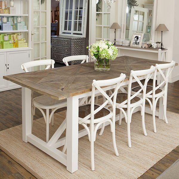 Beach Dining Chairs ~ Beach dining room sets home furniture design