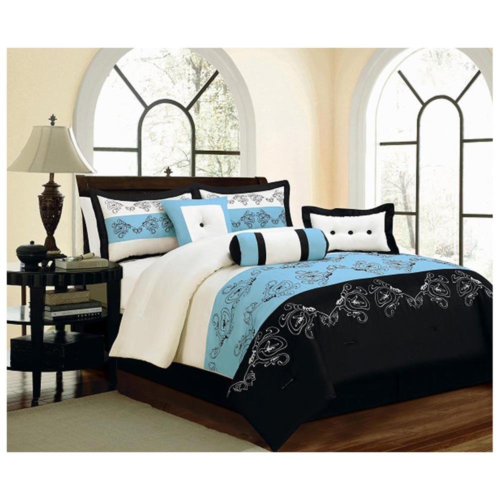 Black And Tan Bedding Sets