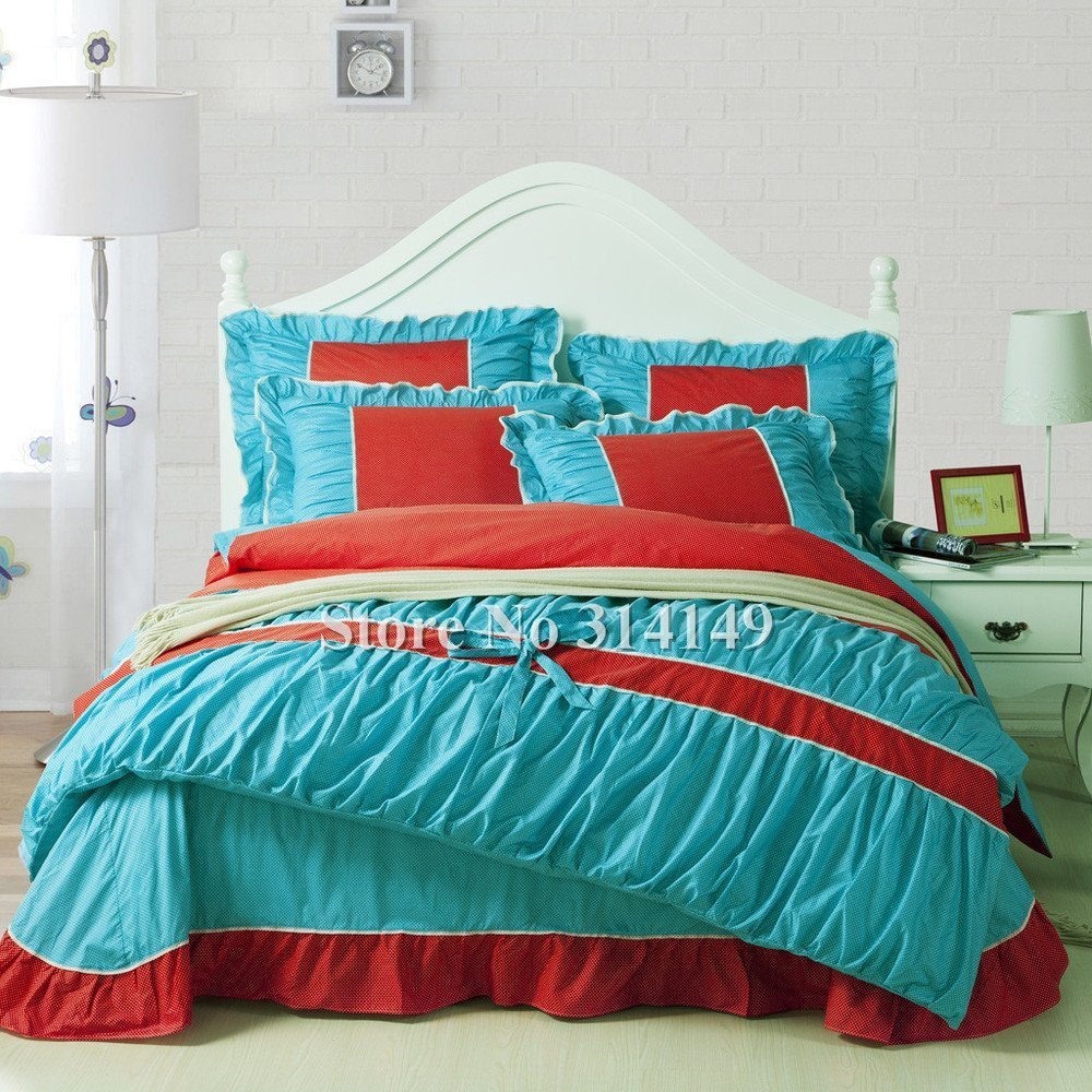 Blue bed sets for girls home furniture design - Blue beds for girls ...