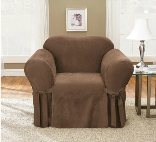 Brown Couch Covers Home Furniture Design
