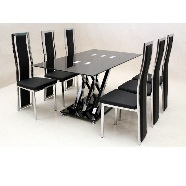 cheap used dining room sets | Cheap Dining Room Sets For 6 - Home Furniture Design