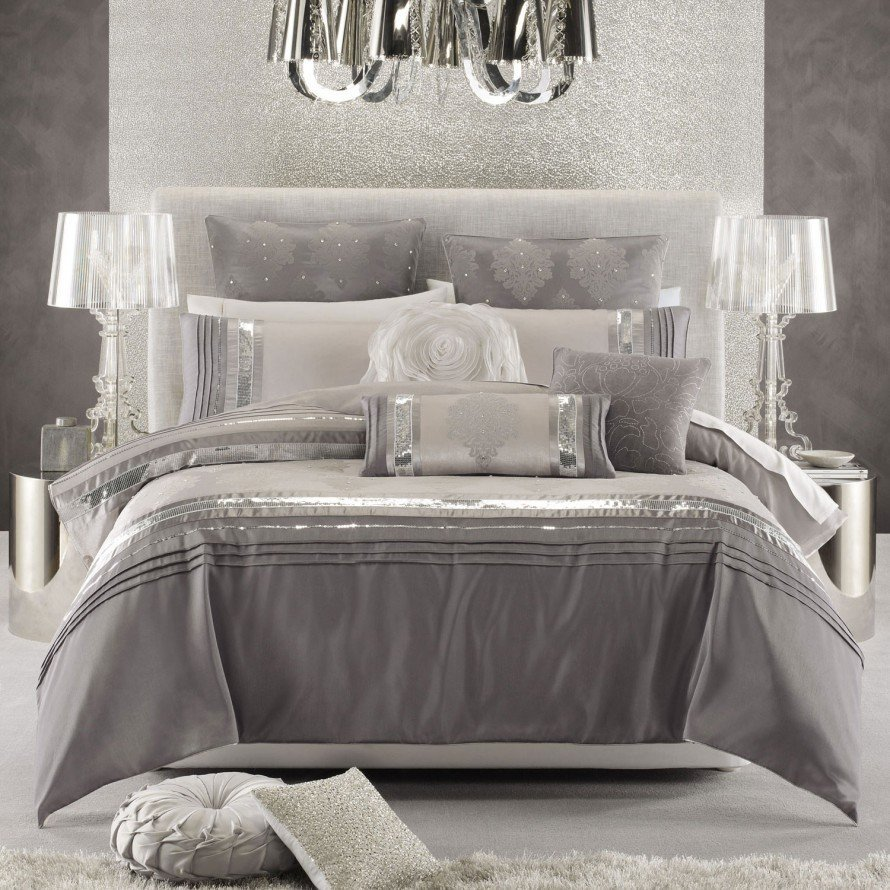 Contemporary bedding sets home furniture design for Amazing modern bedroom comforters