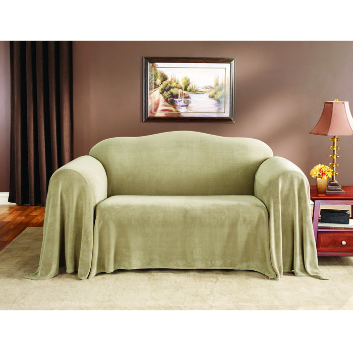 Couch throw covers home furniture design for Furniture throw covers sofa covers