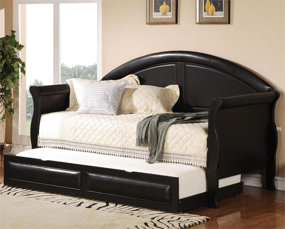 daybed with trundle bedding sets home furniture design. Black Bedroom Furniture Sets. Home Design Ideas