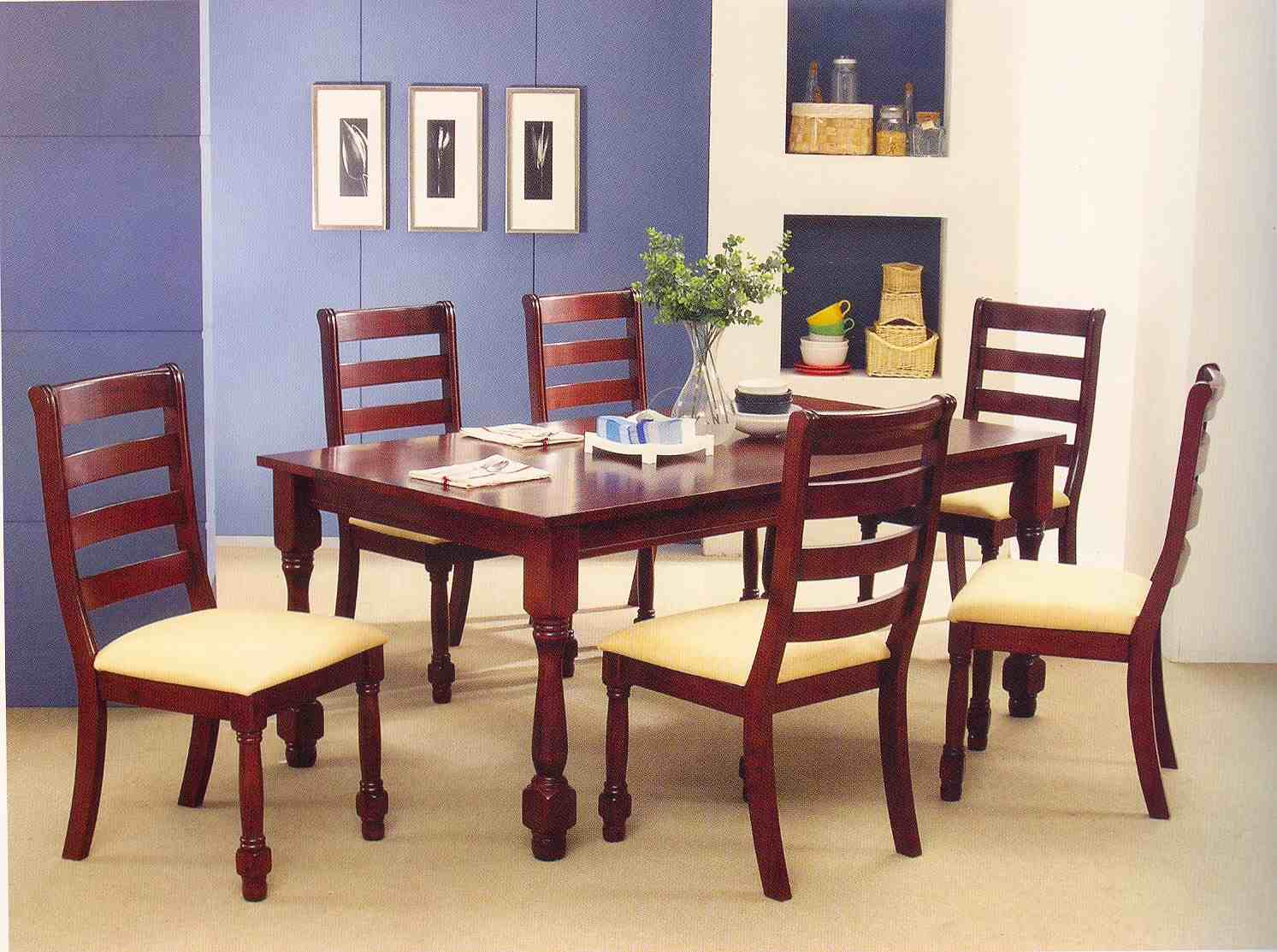 Dining room set for even more tastier meals home furniture design - Images of dining room sets ...