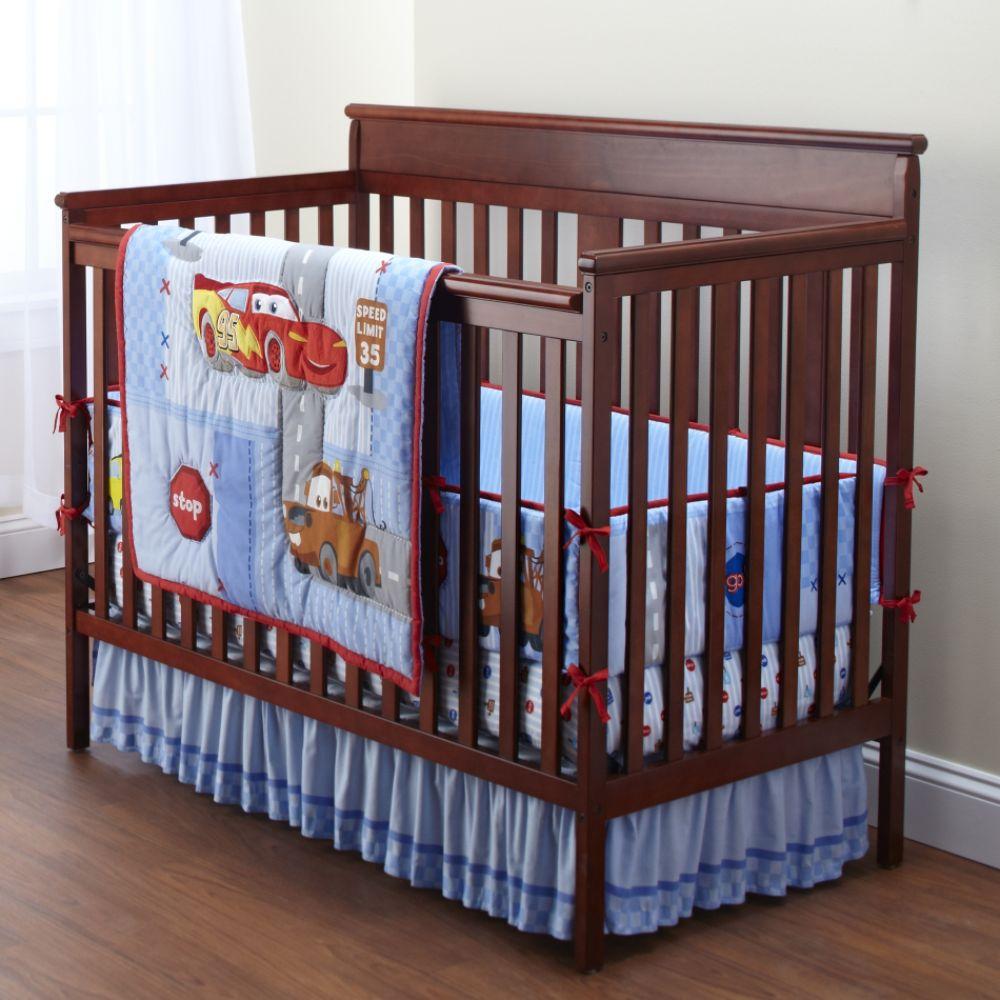 Disney Cars Crib Bedding Set
