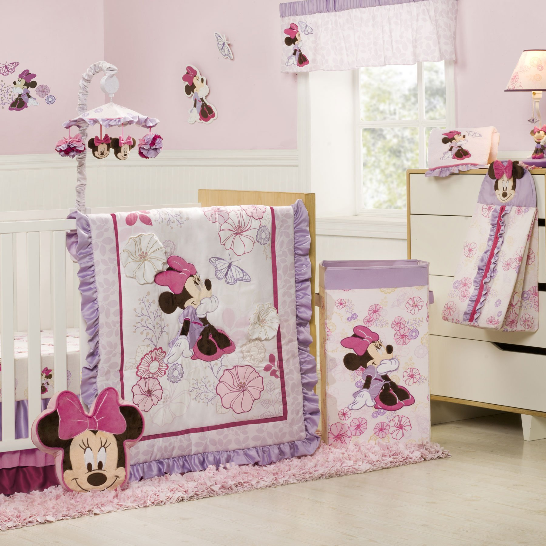 Disney Princess Crib Bedding Set Home Furniture Design