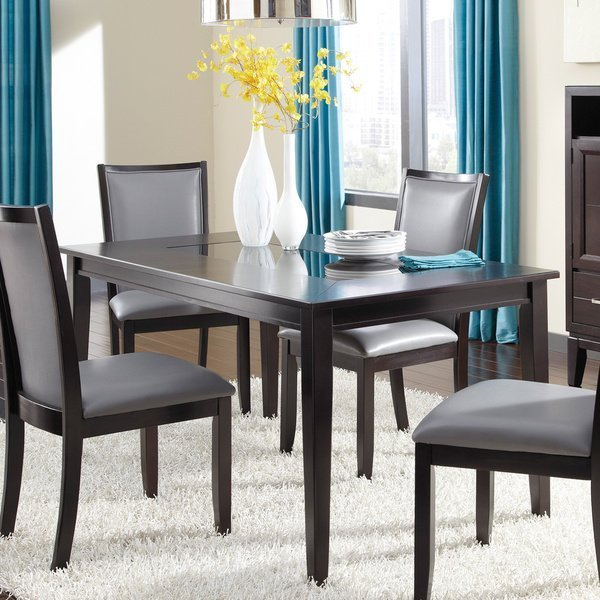 Espresso Dining Room Sets Home Furniture Design