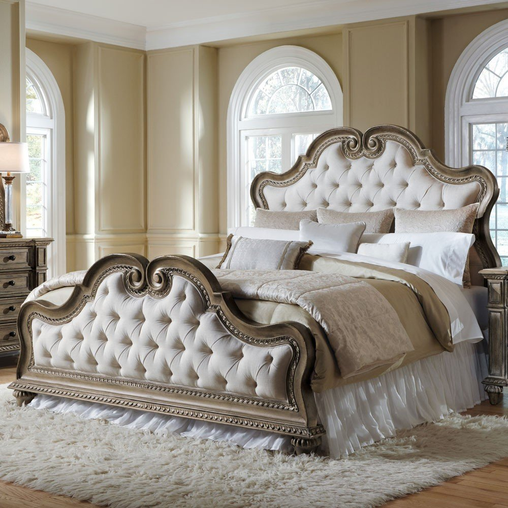 arabella bedroom set from accentrics home pulaski