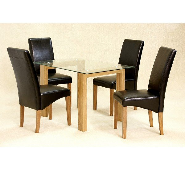 Inexpensive dining room sets home furniture design for Inexpensive dining sets