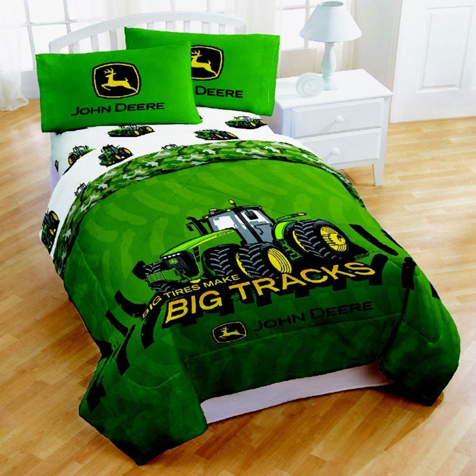 John Deere Bedding Sets Home Furniture Design