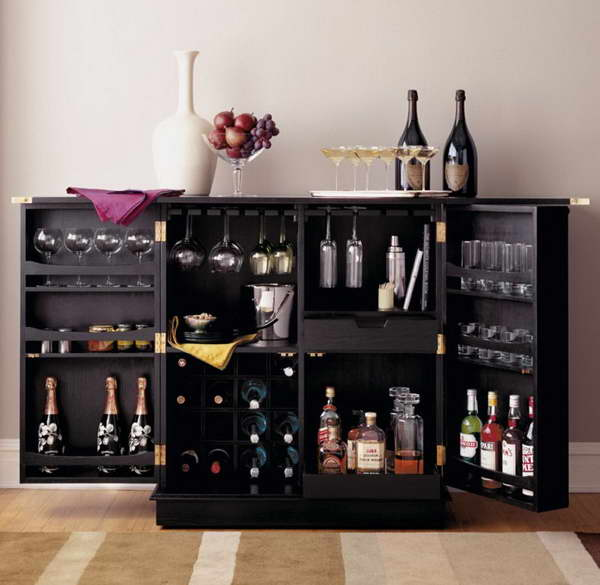 Liquor Cabinet Plans Home Furniture Design