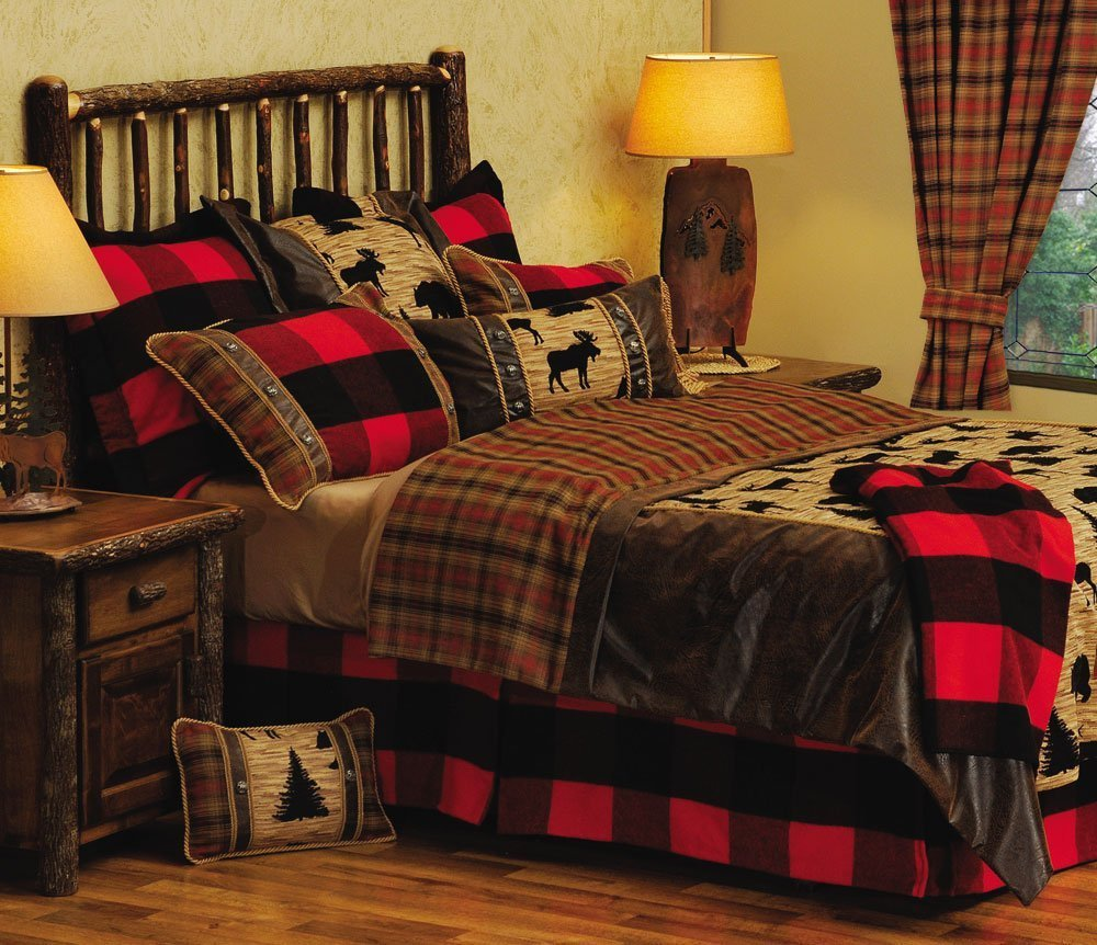 Lodge Bedding Sets Home Furniture Design