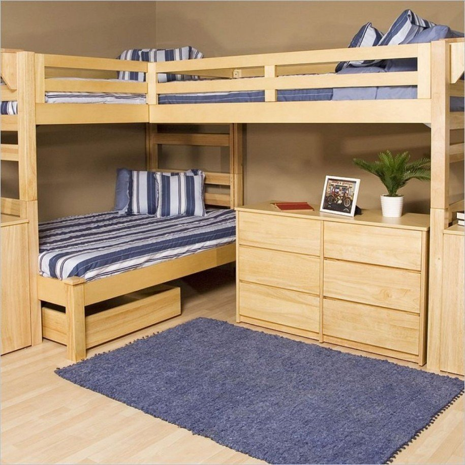 Loft bed sets home furniture design for Loft furniture ideas