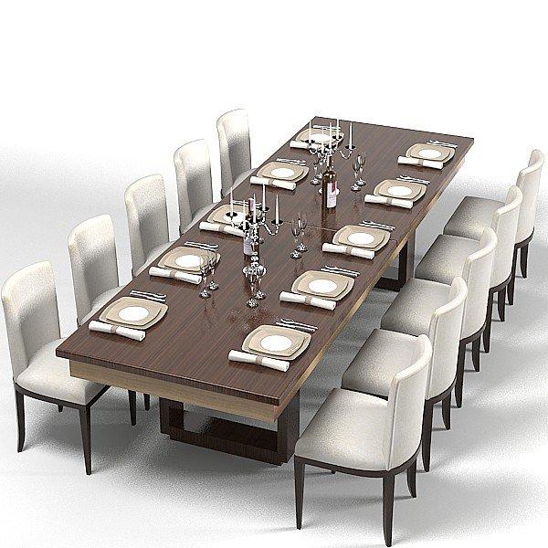 Modern dining room sets home furniture design for Modern dining room sets