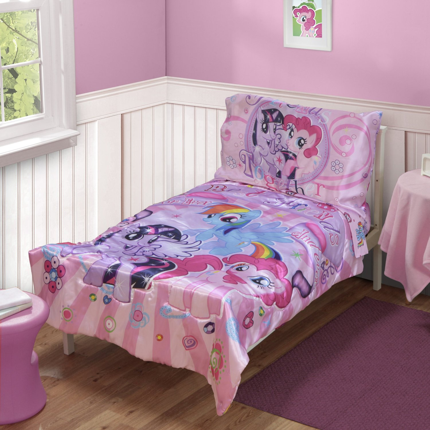 My Little Pony Twin Bed Frame