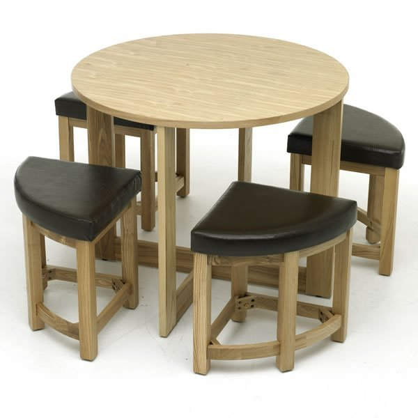 Round Dining Room Sets For 4 Home Furniture Design