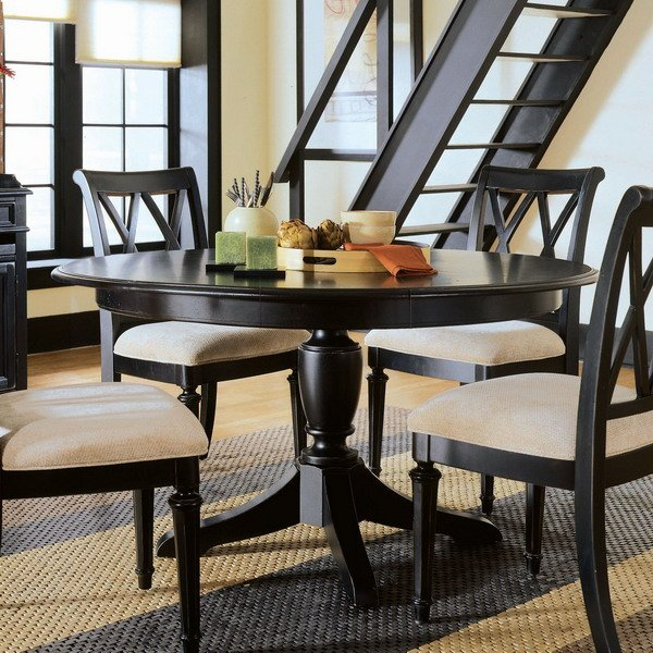 Round Dining Room Sets For 6: Round Dining Room Sets For 6