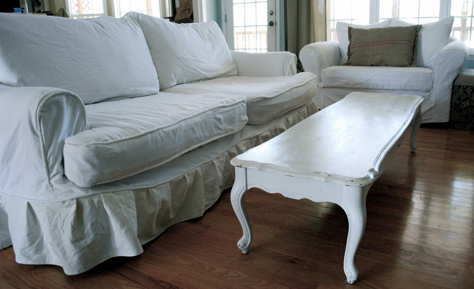 Perfect Fit Loveseat Slipcovers