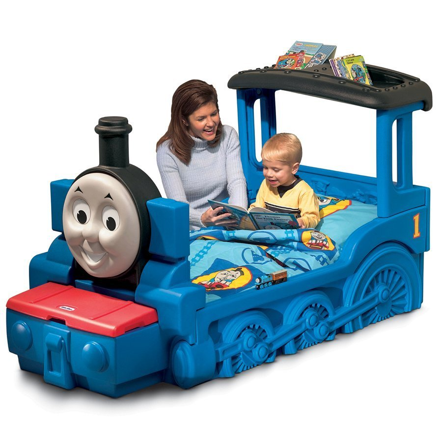Image Result For Thomas And Friends Toddler Bed Set Canada