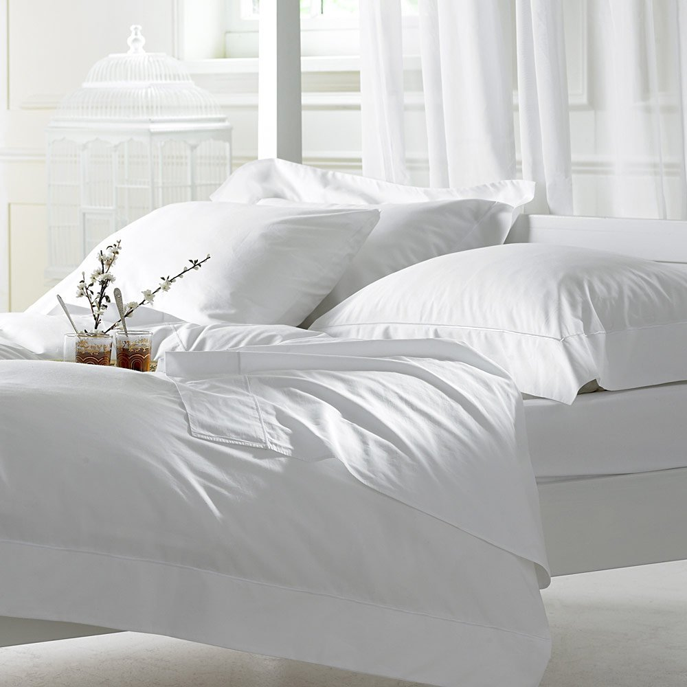 White Bed Set Full Home Furniture Design