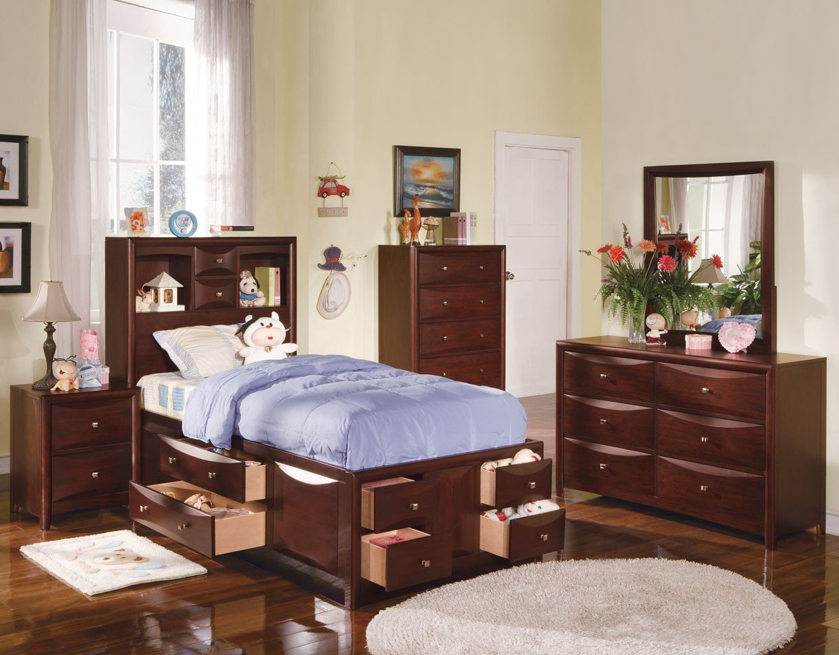 Affordable kids bedroom sets home furniture design for Affordable bedroom furniture sets