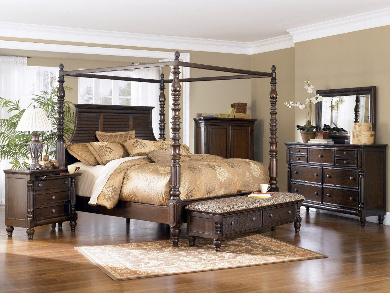 Affordable King Size Bedroom Sets Home Furniture Design